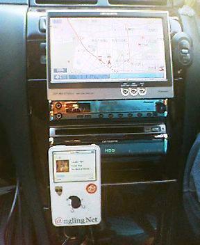 iPod車載
