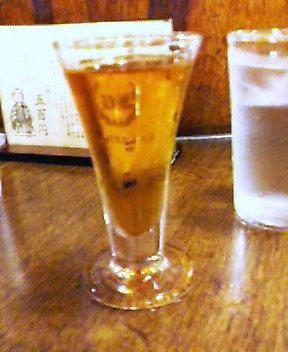 神谷バーで